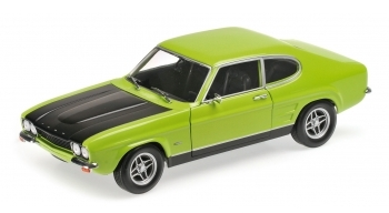 Ford Capri RS2600 1970 Model Car