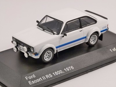 Ford Escort MK II RS 1800 1976 Model Car